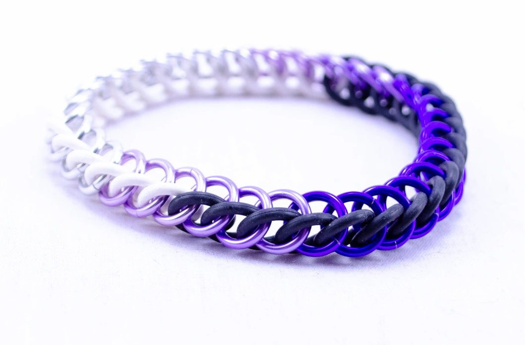 Purple Ombre HP3 Bracelet