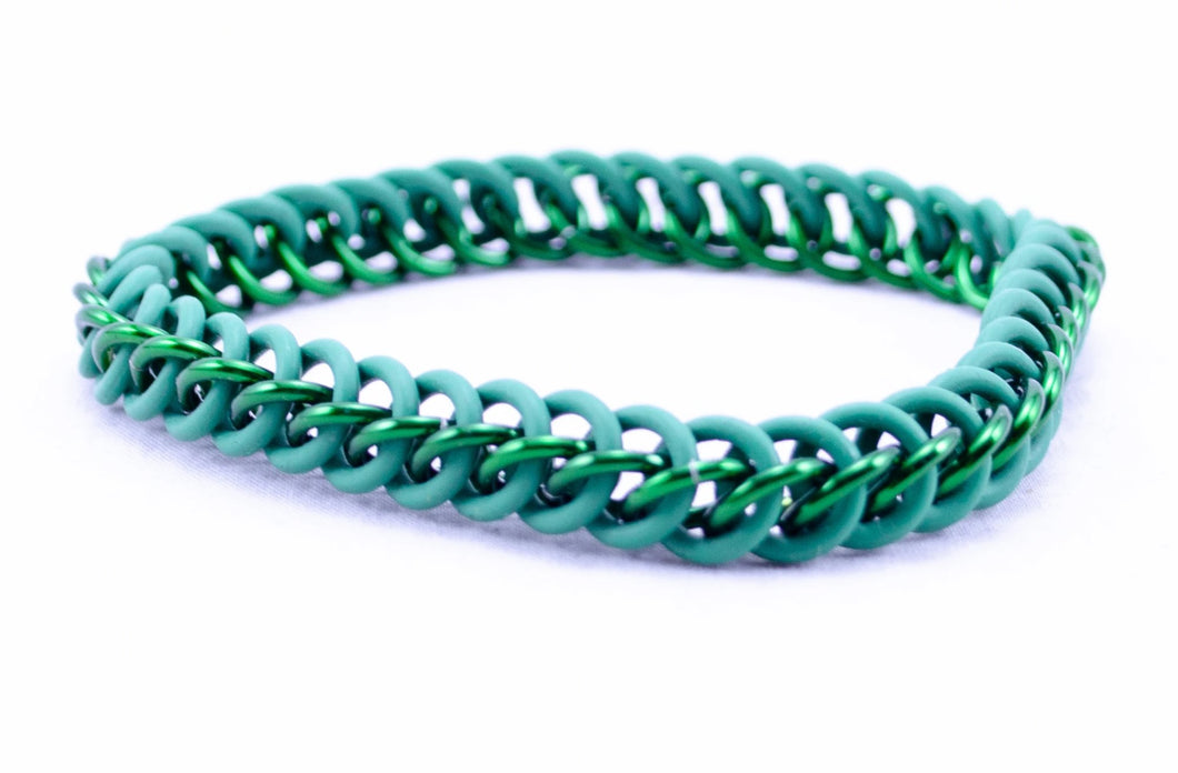 Green Color Rush HP3 Bracelet