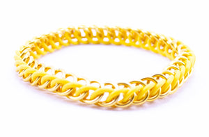 Yellow Color Rush HP3 Bracelets