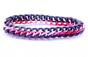 Red Ombre HP3 Bracelets