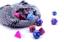 Load image into Gallery viewer, Star Wars Dice Bag