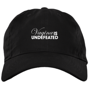 Vagina Is Undefeated Dad Cap