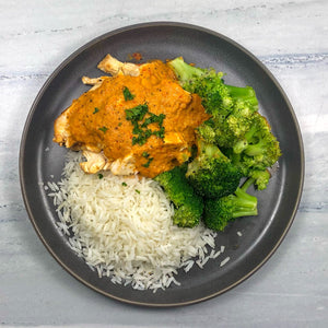 Red Pepper Chicken
