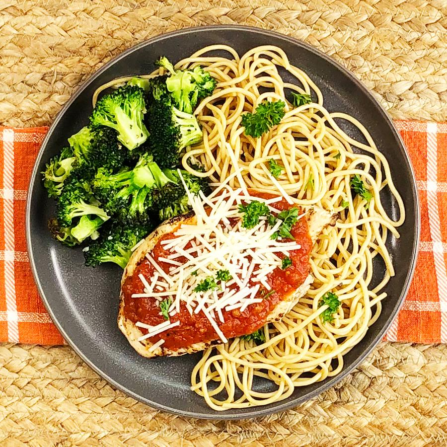 Family Style: Chicken Parm