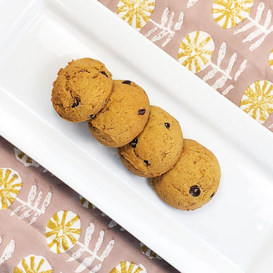 Gourmet Pumpkin Spice Chocolate Chip Cookies