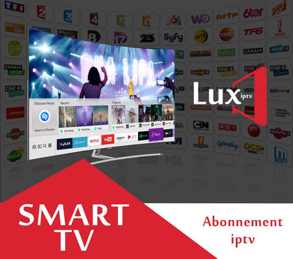 Abonnement iptv smart tv