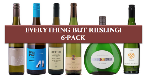 Everything But Riesling Mixed 6 pack