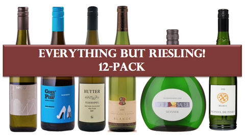 Everything But Riesling Mixed 12 pack