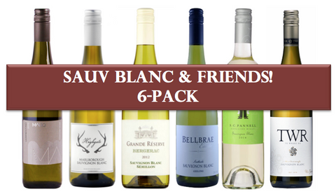 Sauv Blanc & Friends Mixed 6 pack