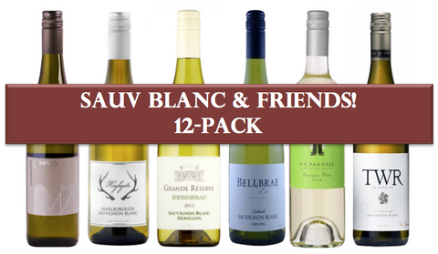 Sauv Blanc & Friends Mixed 12 pack