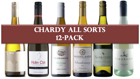 Chardy All Sorts Mixed 12 pack