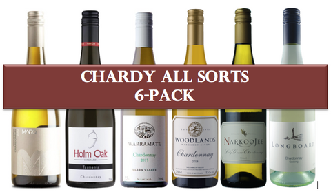 Chardy All Sorts Mixed 6 pack