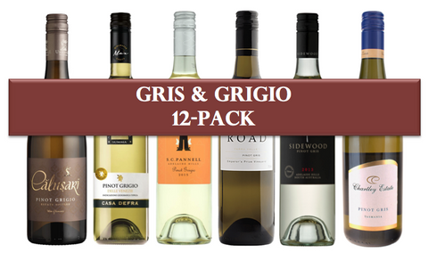 Gris & Grigio Mixed 12 pack