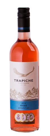 Bodegas Trapiche Vineyards Rosado Rose 2012