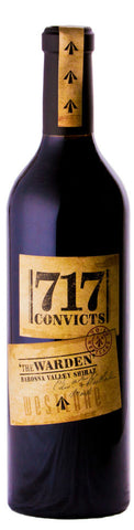 Westlake 717 Convicts The Warden Shiraz 2010