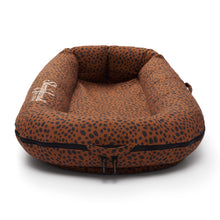 Load image into Gallery viewer, SLEEPYHEAD POD DELUX + POD Bronzed Cheetah