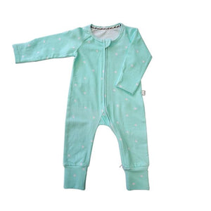 LeRoo Baby Grow – Blue