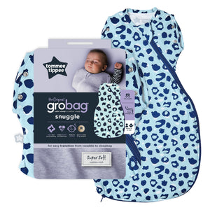 GroSnuggle 2.5 Tog |  16-20 degrees | 3-9 months