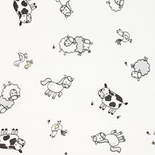Load image into Gallery viewer, 100% Cotton Fitted Sheet-Farmyard