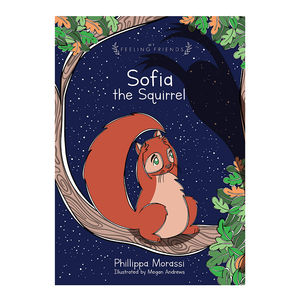 Bed Time Story Books - Sophia The Squirrel