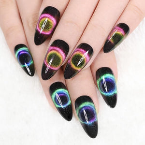 Vernis ongles Gel lanque 5ml - Ref : 1RI13R50Y - Magnetic Stick