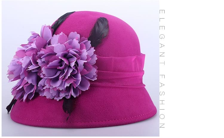 10_vintage hats for women