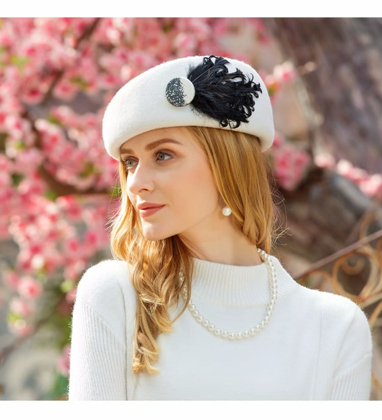 5_white wool hat