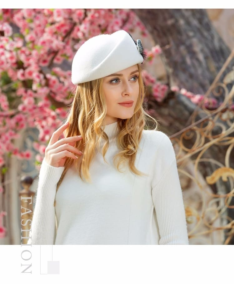 3_white wool hat