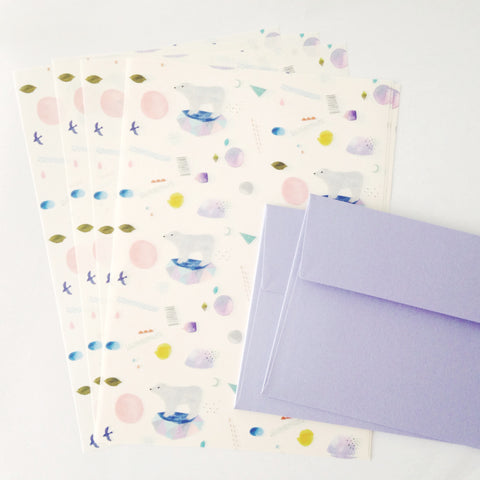 ai. by Aiko Fukawa Letter Set