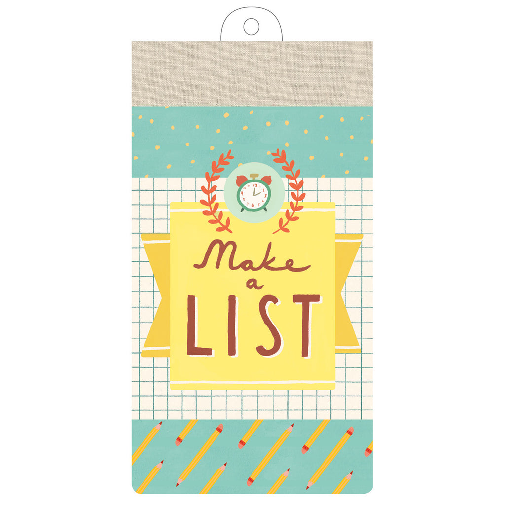 List Pad - Make A List
