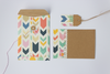 Handmade Envelopes - Happiness & Chevron
