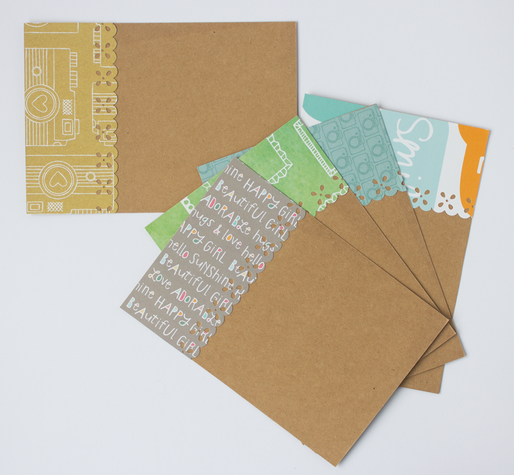 Handmade Note Cards - Oh Hello