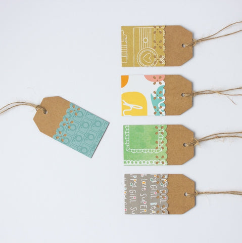 Handmade Gift Tags - Oh Hello