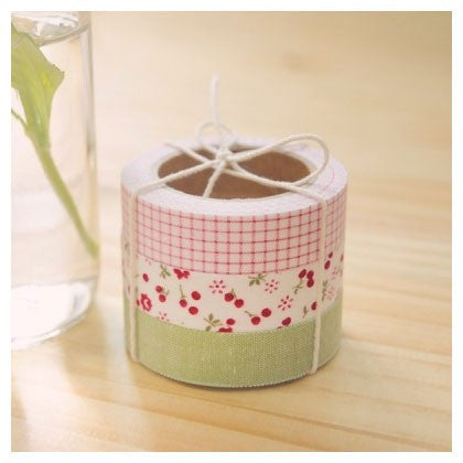 Fabric Tape (Set of 3) - Afresh