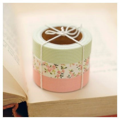Fabric Tape (Set of 3) - Cozy