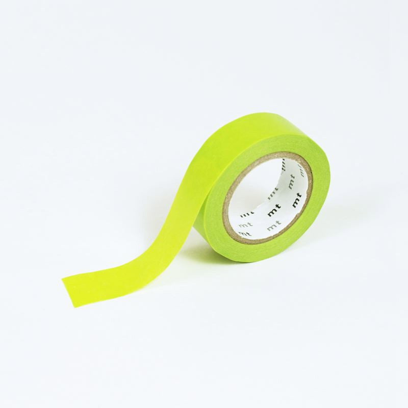 MT Masking Tape - Grass Green