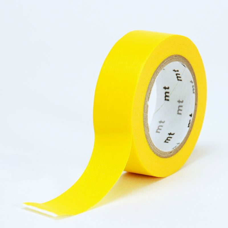 MT Masking Tape - Yellow