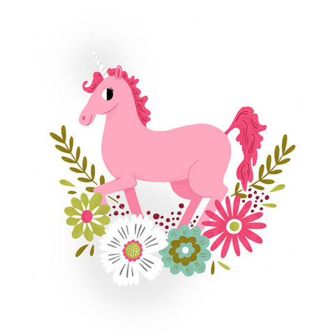 Tattly Tattoo - Unicorn