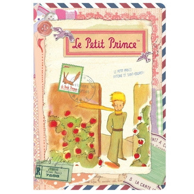 Le Petit Prince (The Little Prince) Card - Collage 2