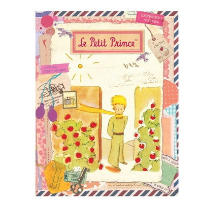 Le Petit Prince Collage Notebook - Large