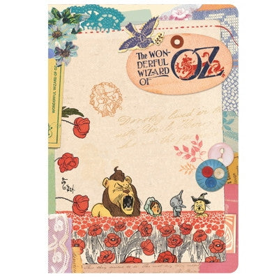 The Wizard of Oz Card - Collage 2