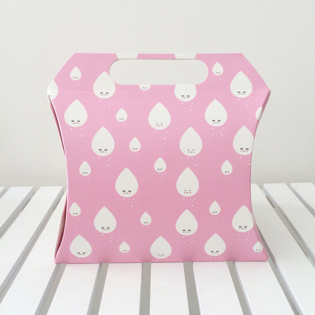 Eef Lillemor Pillow Box - Pink Drops