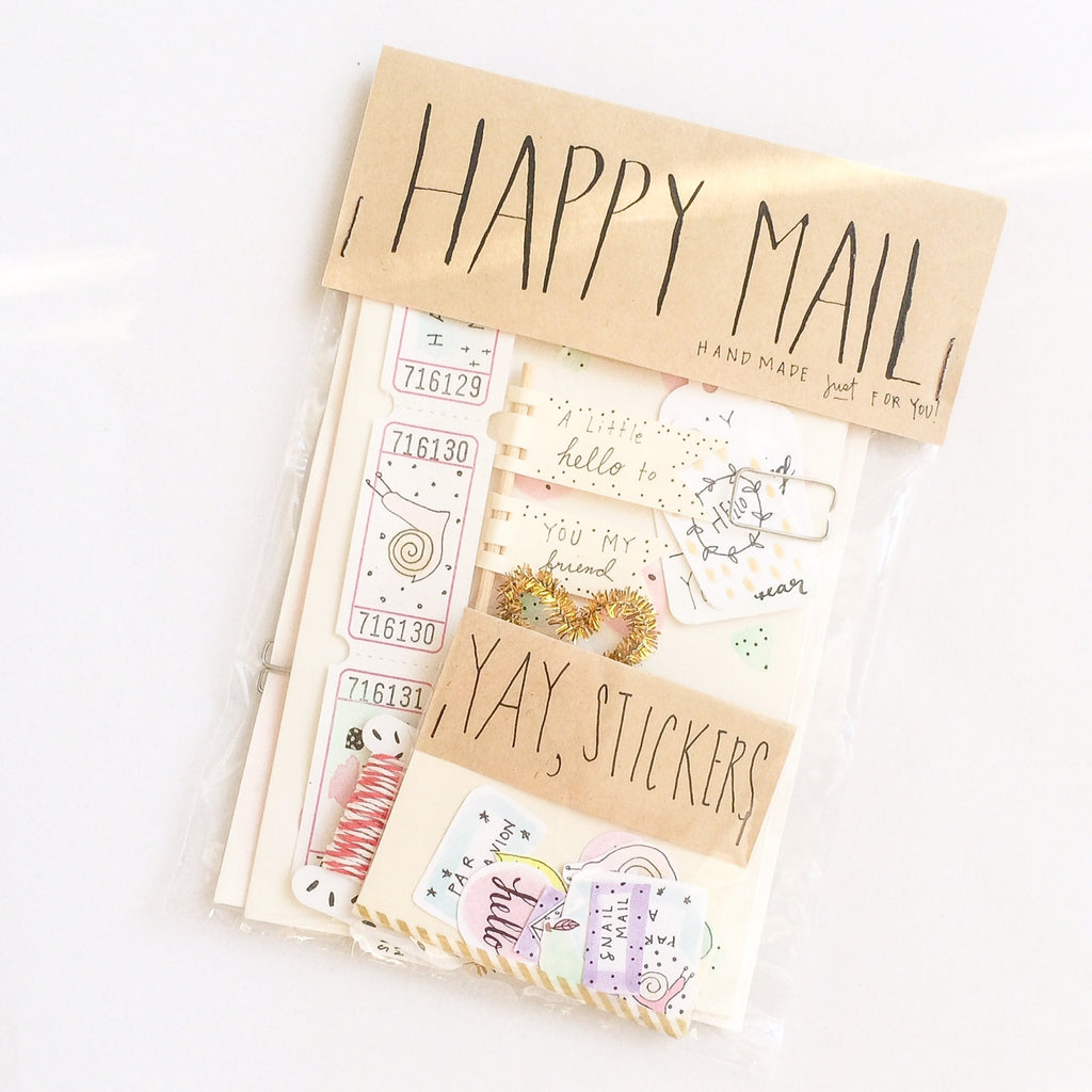 Craft Makes Smile - Happy Mail Pack