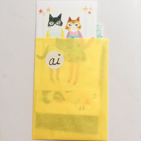 ai. by Aiko Fukawa Postcard Set