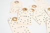 To / From Confetti Paper Gift Tag Pack