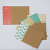 Handmade Note Cards - Tribal