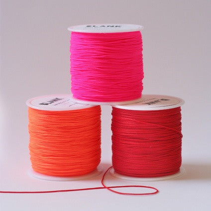 Neon Coloured Cord