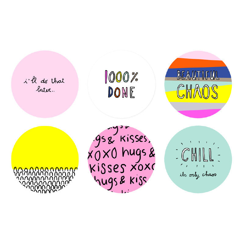Stick It Sticker Set