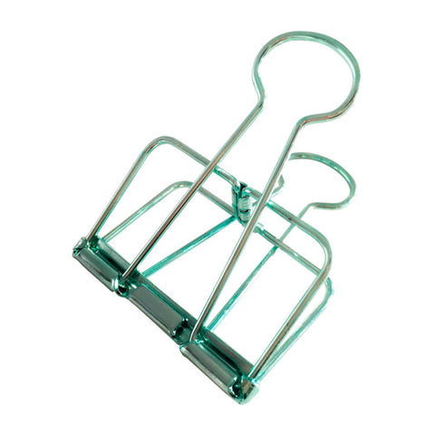 Binder Clips (XL) - Mint