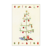 Maileg Card - Christmas Tree